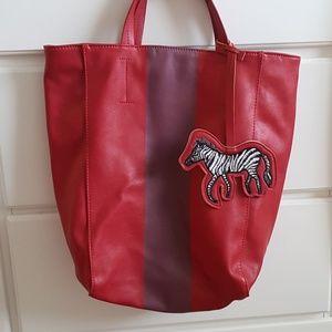 NWOT leather bag